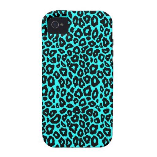 Leopardo de la MOD Vibe iPhone 4 Fundas
