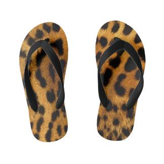 leopardo de la piel