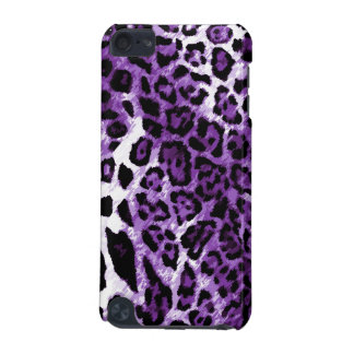 leopardo de la púrpura del tacto de 311 iPod Funda Para iPod Touch 5G