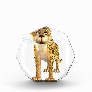 Leopardo del dibujo animado