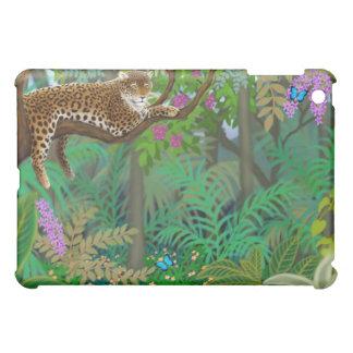 Leopardo en la selva