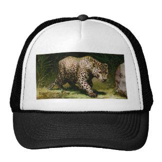 Leopardo Gorras