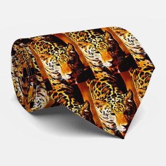 Leopardo Gotcha Corbata