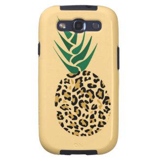 ¿Leopardo o piña? Imagen divertida de la ilusión Samsung Galaxy S3 Cárcasas