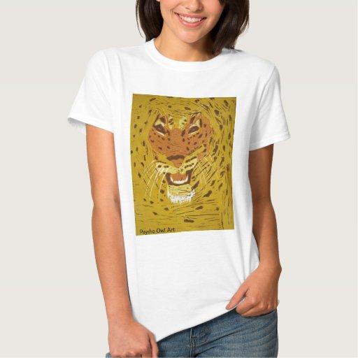 Leopardo Playera