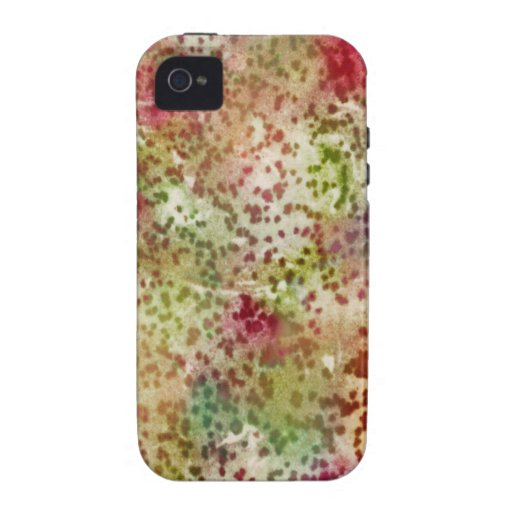 Leopardo rosado iPhone 4/4S carcasas
