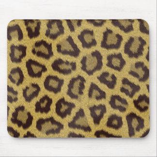 leopardo tapetes de ratón