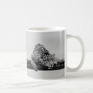 Leopardo Taza Clásica