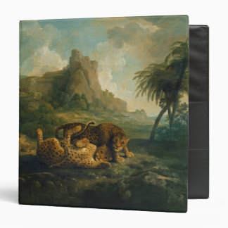 Leopards at Play, c.1763-8 3 Ring Binders