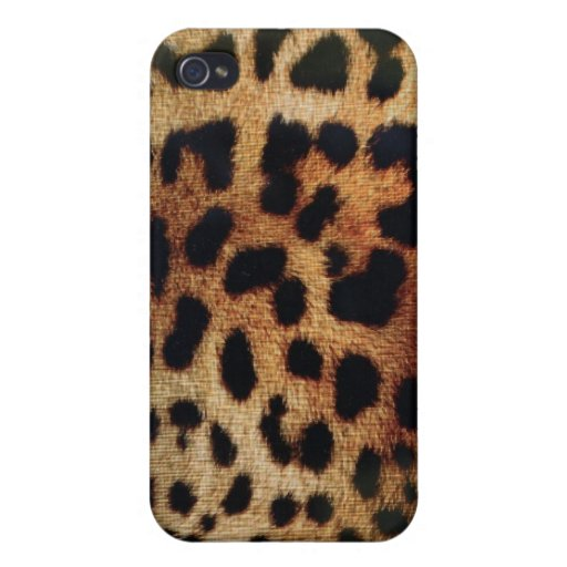Leopards Cases For iPhone 4