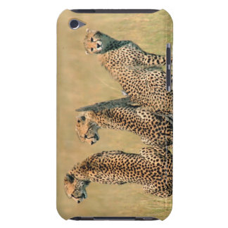 Leopards looking away iPod touch Case-Mate case