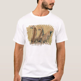 Leopards looking away T-Shirt