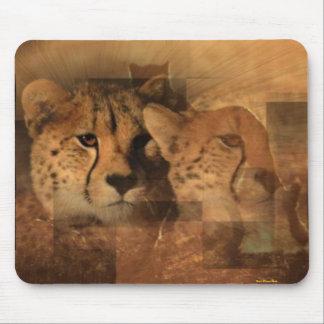 Leopards Mousepad
