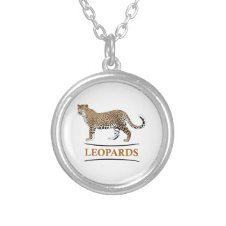 LEOPARDS PERSONALIZED NECKLACE
