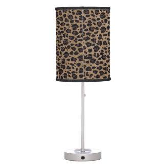 "'LEOPARDSKIN DECORATIVE LAMP"" TABLE LAMP"