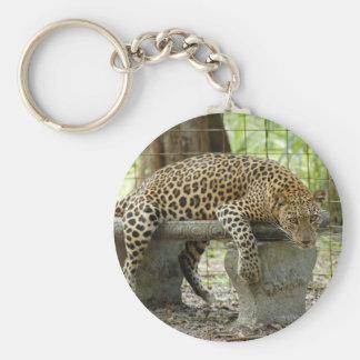 LeopardSundari_011 Keychain