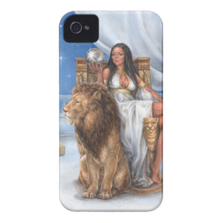 """""""Leopatra"""" Barely There iPhone 4 Case"""