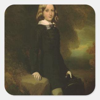Leopold, Duke of Brabant by Franz Winterhalter Sticker