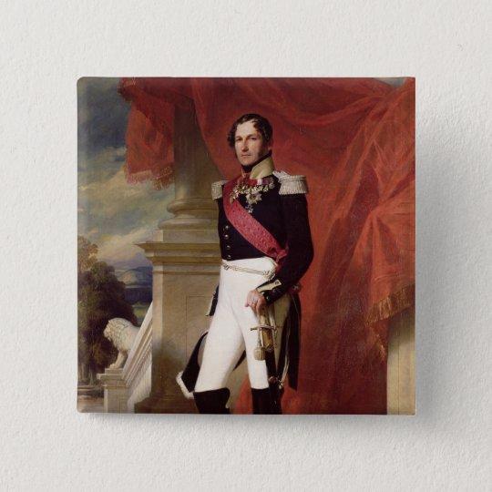 Leopold I  1840 Button