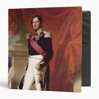 """Leopold I 1840 Carpeta 1 1/2"""""""