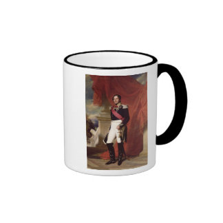Leopold I  1840 Ringer Coffee Mug