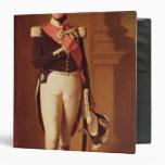 Leopold I  c.1846 3 Ring Binder