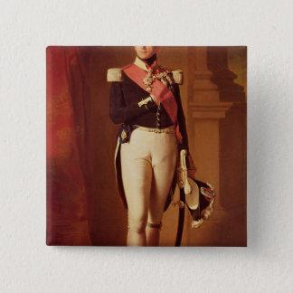 Leopold I  c.1846 Pinback Button