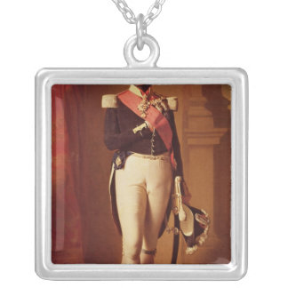 Leopold I  c.1846 Silver Plated Necklace