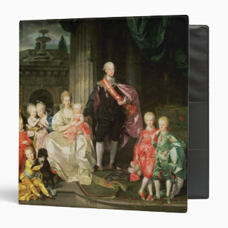 Leopold I, Grand-duke of Tuscany 3 Ring Binders