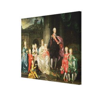 Leopold I, Grand-duke of Tuscany Canvas Prints