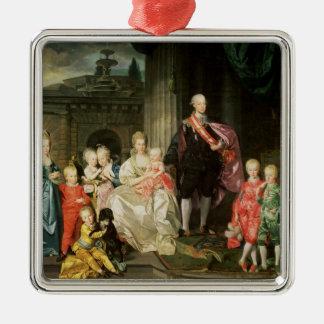 Leopold I, Grand-duke of Tuscany Metal Ornament