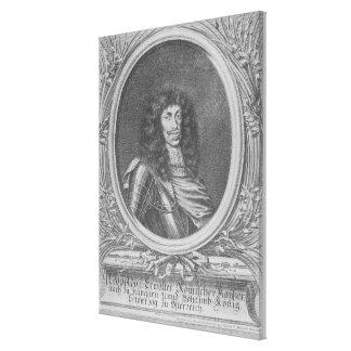 Leopold I, Holy Roman Emperor Canvas Print