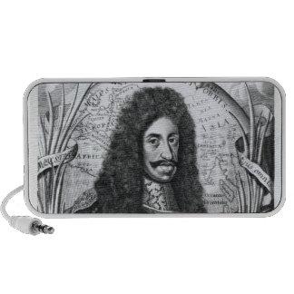 Leopold I, rey de Hungría y romano santo iPhone Altavoces