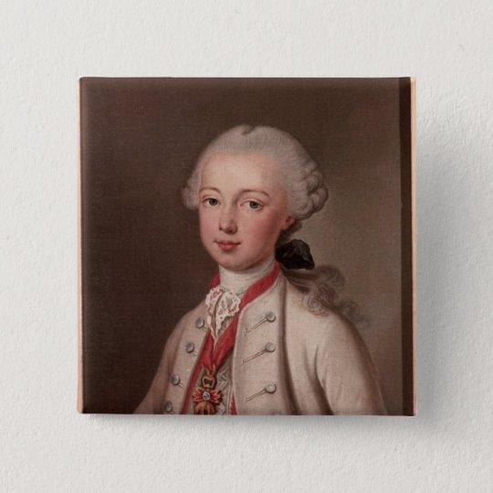 Leopold II  Holy Roman Button