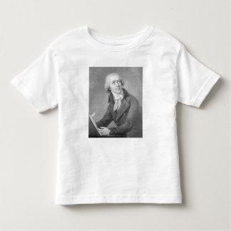 Leopold Kozeluch Toddler T-shirt