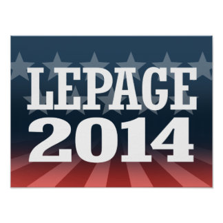 LEPAGE 2014 POSTER