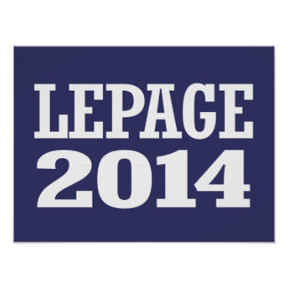 LEPAGE 2014 POSTERS