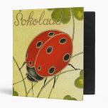 Lepatriinu/Ladybug Binder