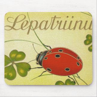 Lepatriinu Ladybug Mouse Pad