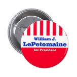 LePetomaine para el presidente Pins