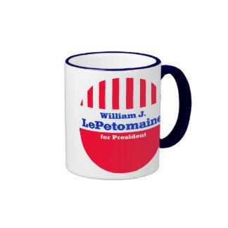 LePetomaine para la taza del presidente