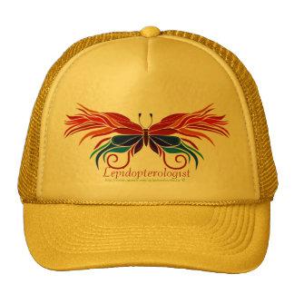 """""""Lepidopterologist (λεπίδος πτερόν)  Ball Cap"""" Trucker Hat"""