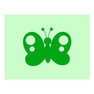 Lepidópteros del insecto del insecto de las postales