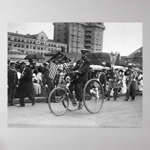 LEPISOSTEUS Parade, 1910 Poster