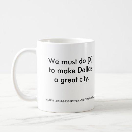 """Leppert """"More"""" mug"""