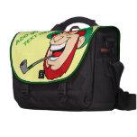 Leprechaun adaptable bolsas para portatil