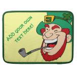 Leprechaun adaptable funda macbook pro