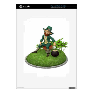 Leprechaun and His Gold Skins For iPad 2