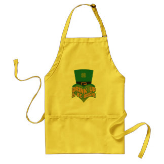 Leprechaun apron - choose style & color
