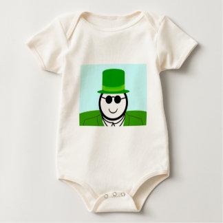 Leprechaun Baby Bodysuit